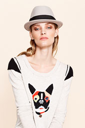 LISA TODD DOGGY SWEATER