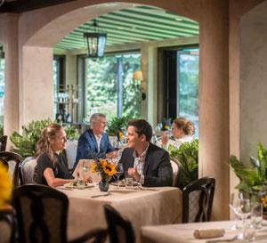The Broadmoor Restaurant
